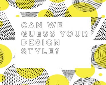 design personality quiz