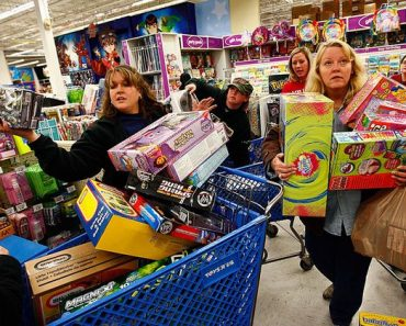 black friday shopping personality quiz