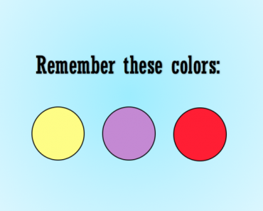 color memory quiz
