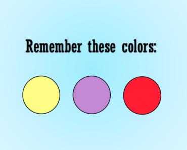 color memory quiz