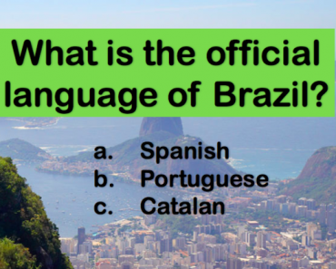 match the language to the country quiz