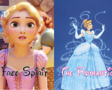 disney princess personality quiz