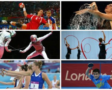 olympic sport personality quiz