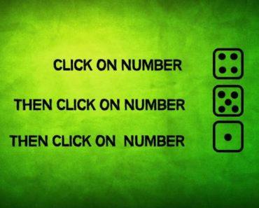 dice memory test