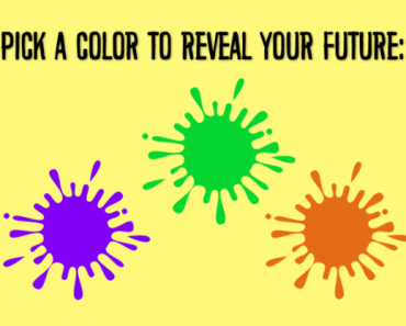 fortune telling color quiz
