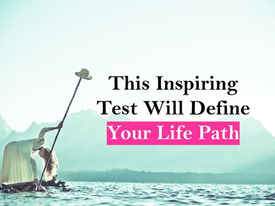 The Most Inspiring Test In The World Will Define Your Life Path Quiz Cow