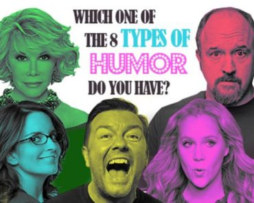 type of humor personality quiz