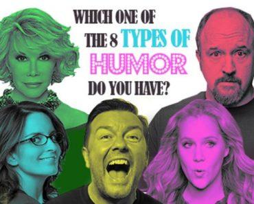 type of humor personality quiz