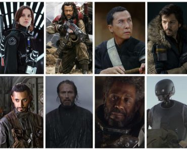 star wars rogue one personality quiz
