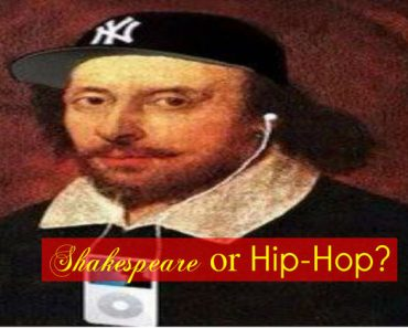 shakespeare hip hop lyrics quiz