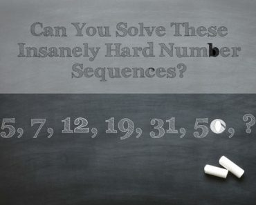 number sequence quiz
