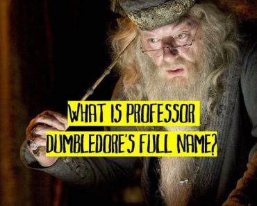dumbledore trivia quiz