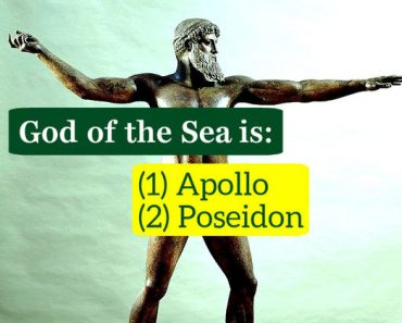 greek mythology trivia quiz