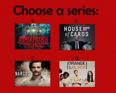 age by netflix favorites quiz