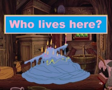 match the disney princess to her room quiz