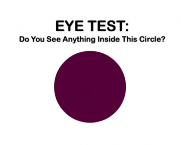 visual eye test