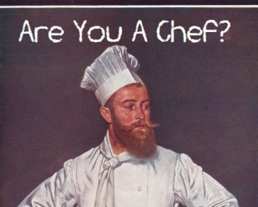 are you a professional chef quiz