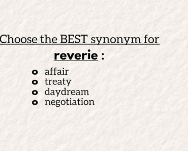 sat vocabulary synonym test