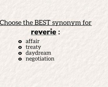 sat vocabulary synonym test