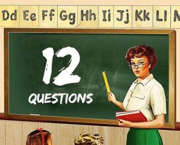 education quiz for teachers