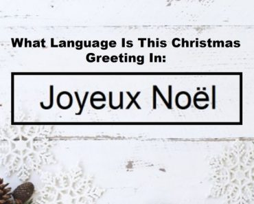 how many languages can you say merry christmas in quiz