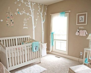 how should you decorate your baby's nursery quiz