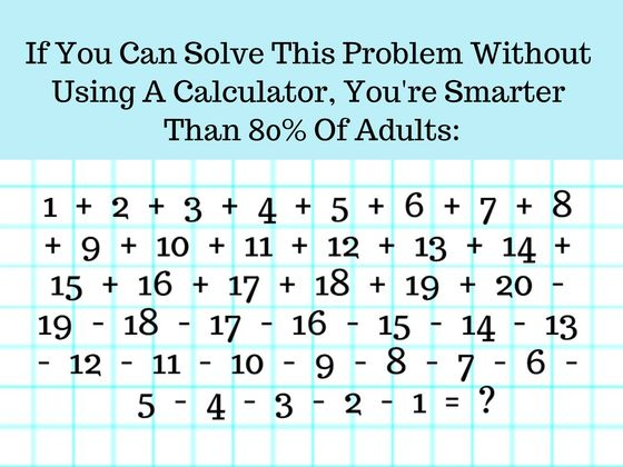 8 10 adults can t work through these insanely long math problems