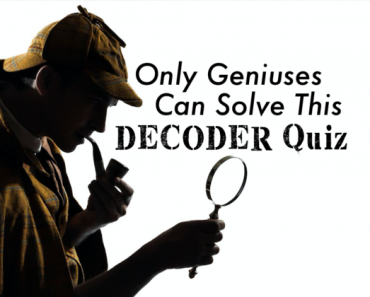 encrypted decoder quiz