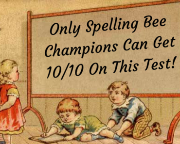 english spelling test