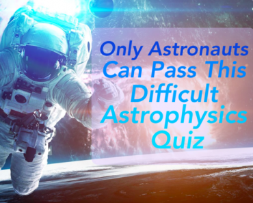 astrophysics quiz