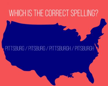 misspelled cities test