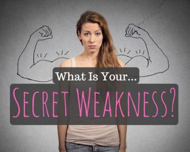 secret weakness personality quiz