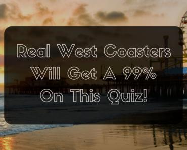 american west coast trivia quiz