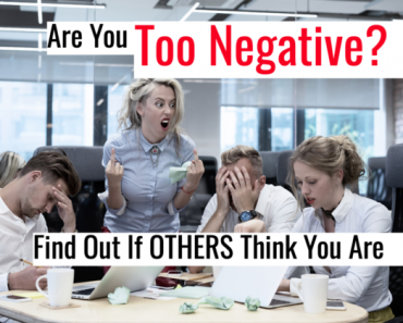 are you too negative quiz