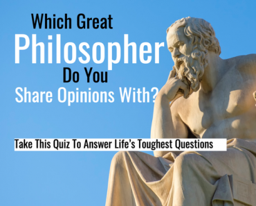 which philosopher do you share opinions with quiz
